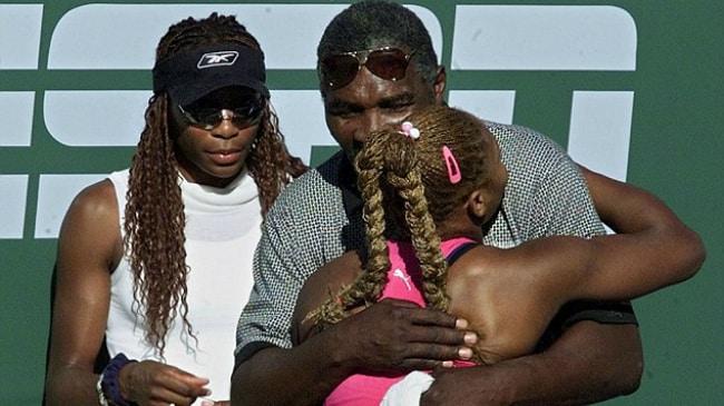 Serena Venus IW 2001