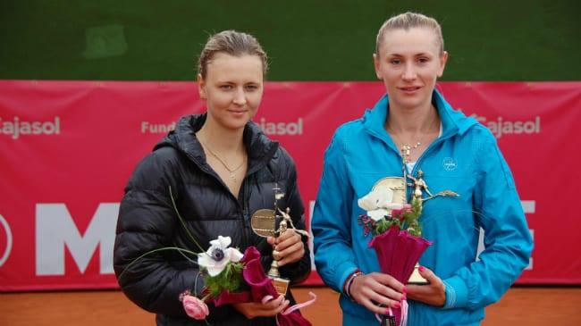 Premiazione ITF Siviglia