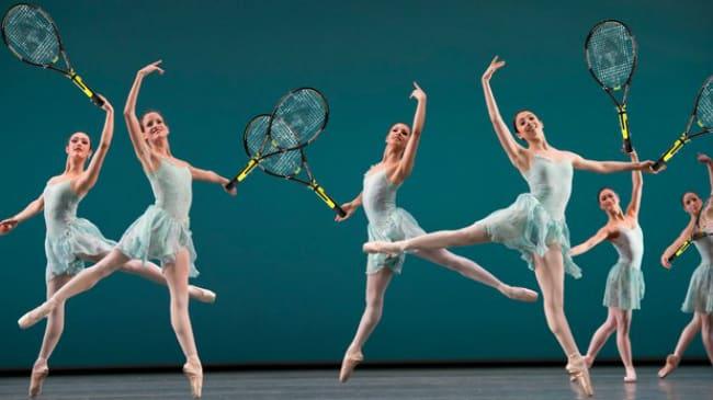 Compositori e tennis. Jeux di Debussy