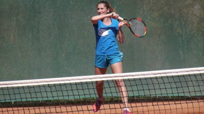 Alexandra Cadantu - ITF Chiasso