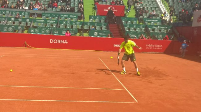 Thomas Fabbiano - ATP Bucarest