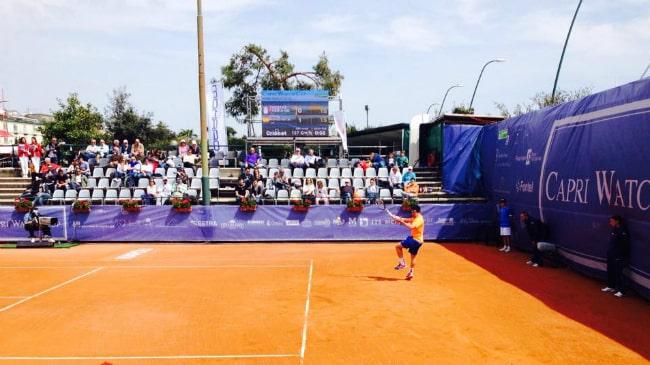 Thomas Fabbiano - ATP Napoli
