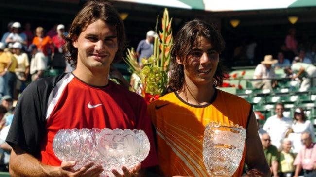 Federer-Nadal Miami 2005