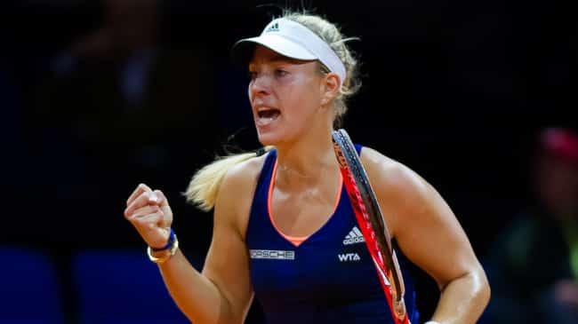 Kerber WTA Stoccarda