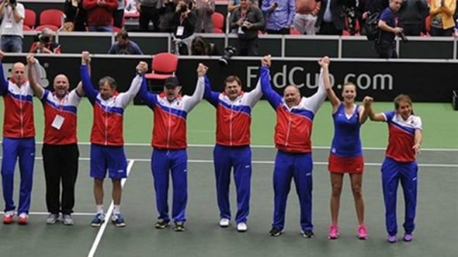Repubblica Ceca in finale di Fed Cup