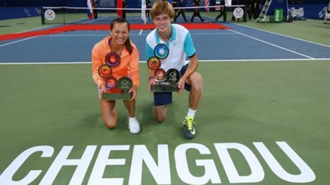 Xu e Rublev vincono l'ITF Junior Masters