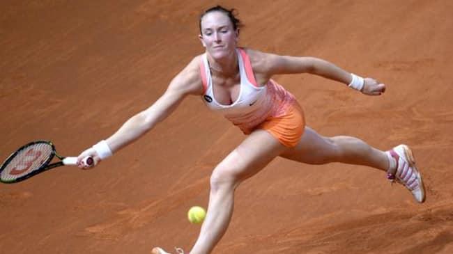 WTA Stoccarda, Madison Brengle