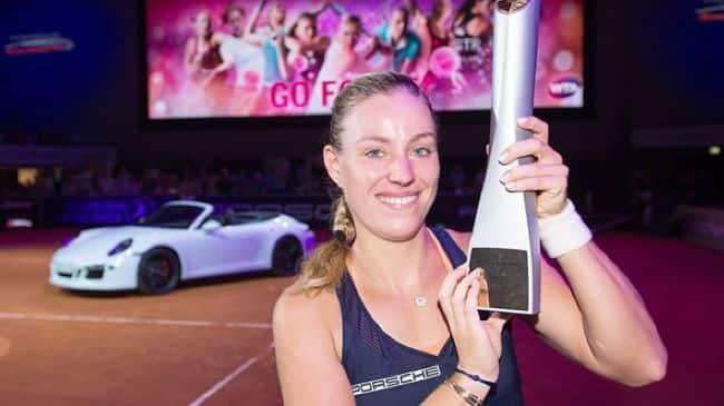 WTA Stoccarda, Angelique Kerber