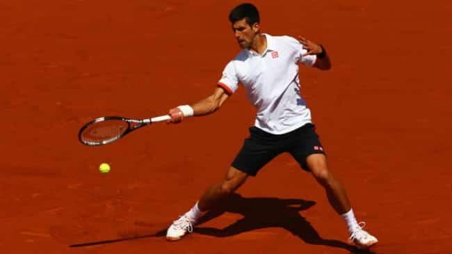 Novak Djokovic Roland Garros 2015