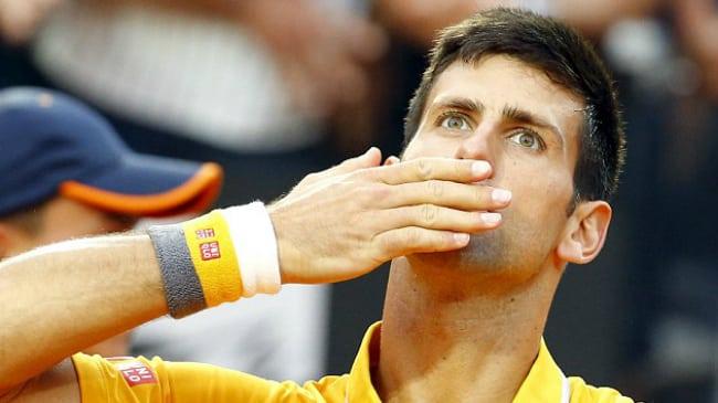 Djokovic Roma 2015
