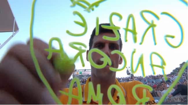 Djokovic vince gli Internazionali BNL d'Italia