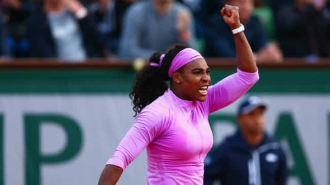Serena Williams Roland Garros 2015