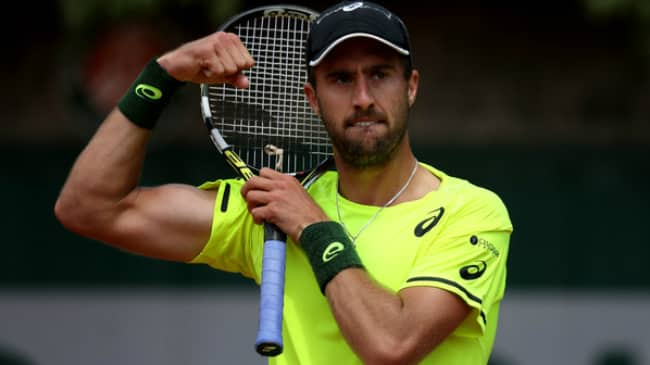 Steve Johnson Roland Garros 2015