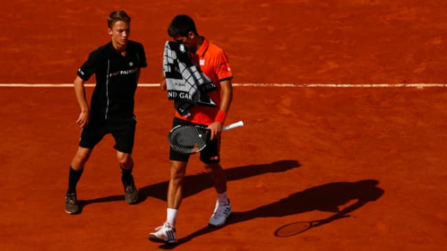 Djokovic Roland Garros 2015