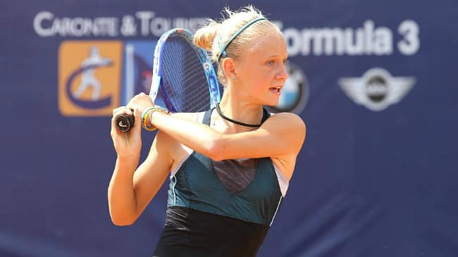 Melania Delai - torneo U14 Messina