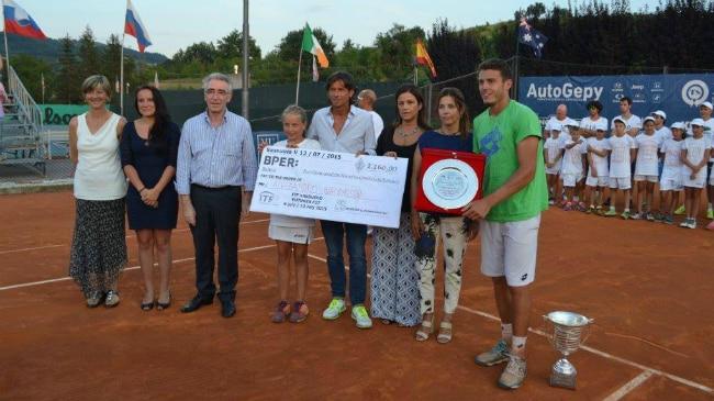Giannessi - ITF Sassuolo