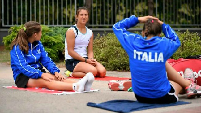 Italia ITF World Junior Cup