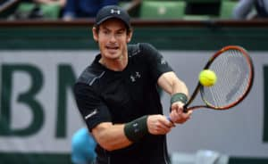 Andy Murray - Foto Ray Giubilo