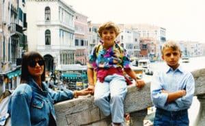 Fulvia, Sara e Davide Errani