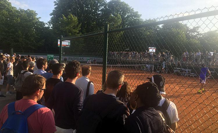 Impresa di Napolitano, il tennista biellese nel tabellone principale del Roland Garros