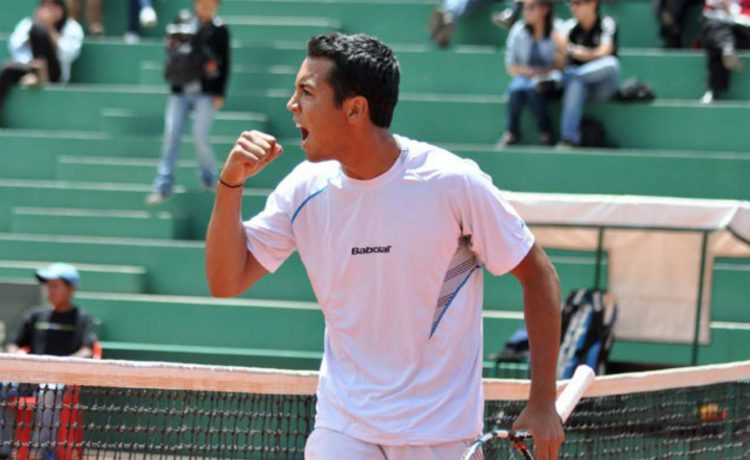 hugo dellien - photo #40