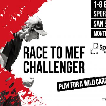 Race to MEF Challenger - San Severo