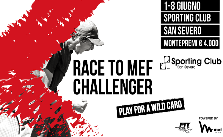 Race to MEF Challenger - San Severo