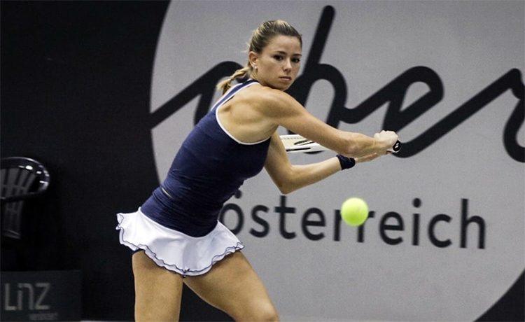 Camila Giorgi - Wta Linz/Hoefinger