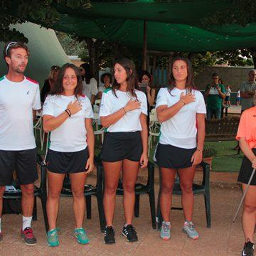 Reina Soisbault Cup 2019 - Foto Circolo Tennis Maglie