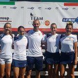 La formazione del Ct Ceriano per la Serie A2 2020