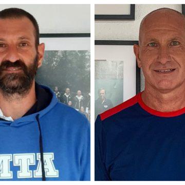 Sergio Bugada, milanese classe 1979, e Maurizio Tummolo, 53 anni da Roma