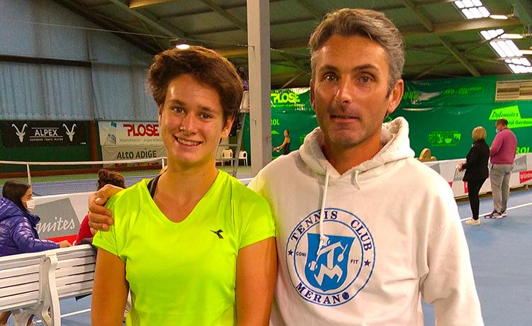 Marion Viertler e Renato Ercolani